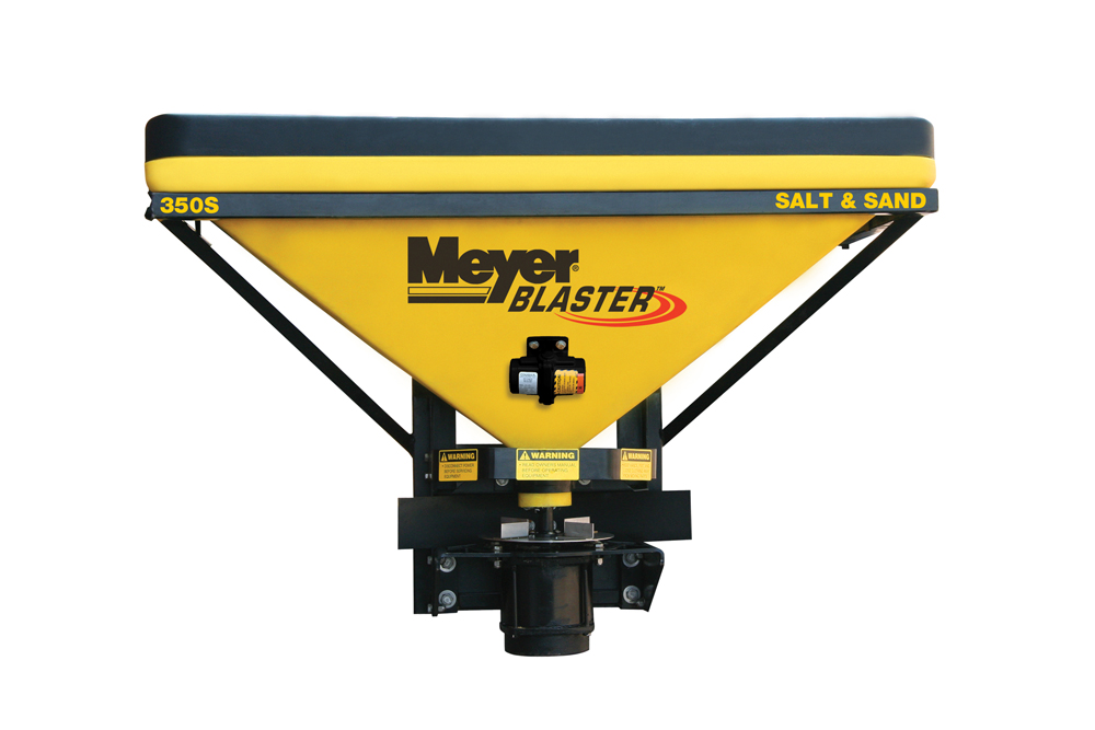 37000 - Meyer Blaster 350S with Ext Auger/Vibrator/Baffle -1/2 hp Elec Motor - 5.75 cu ft