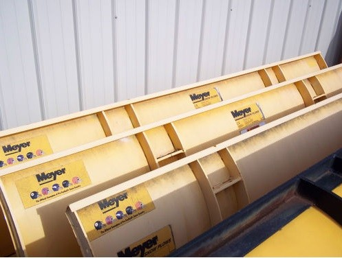 MEY09205-USED - 8' long, AG series, Meyer moldboard