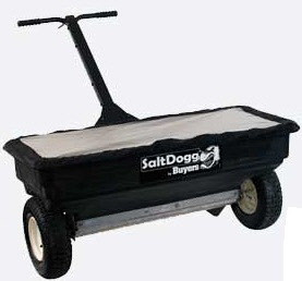 WB400 - SPREADER, WALK BEHIND,  WB400