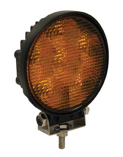 1492116 - LIGHT,UTILITY,12-24VDC,6 LED,AMBER,
