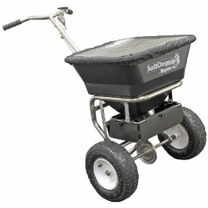 WB100B - SPREADER, WALK BEHIND, BLACK POWDER