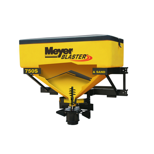 39000 - Meyer Blaster 750S with Ext Auger/Vibrator/Baffle - 1/2 hp Elec Motor - 10.75 cu ft