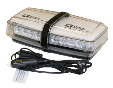 8891050 - LIGHTBAR,MINI,LED,12VDC,AMBER,MAGNETIC
