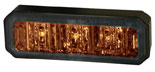 8891403 - LIGHT,STROBE,2-9/16in ,3 LED, AMBER