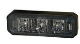 8891404 - LIGHT,STROBE,2-9/16in ,3 LED, CLEAR