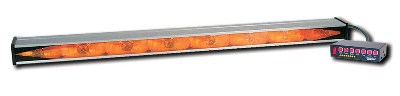 td77 - Star Stik traffic director lightbar