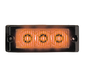 "xt3ah - xt3 LED 3.5"" long amber"