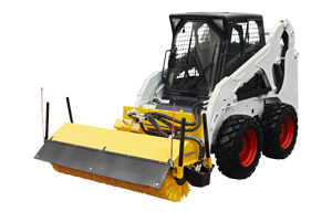 "BR72H - Protech Sno Broom 72"" H"