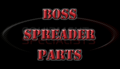 BOSS Spreader Parts
