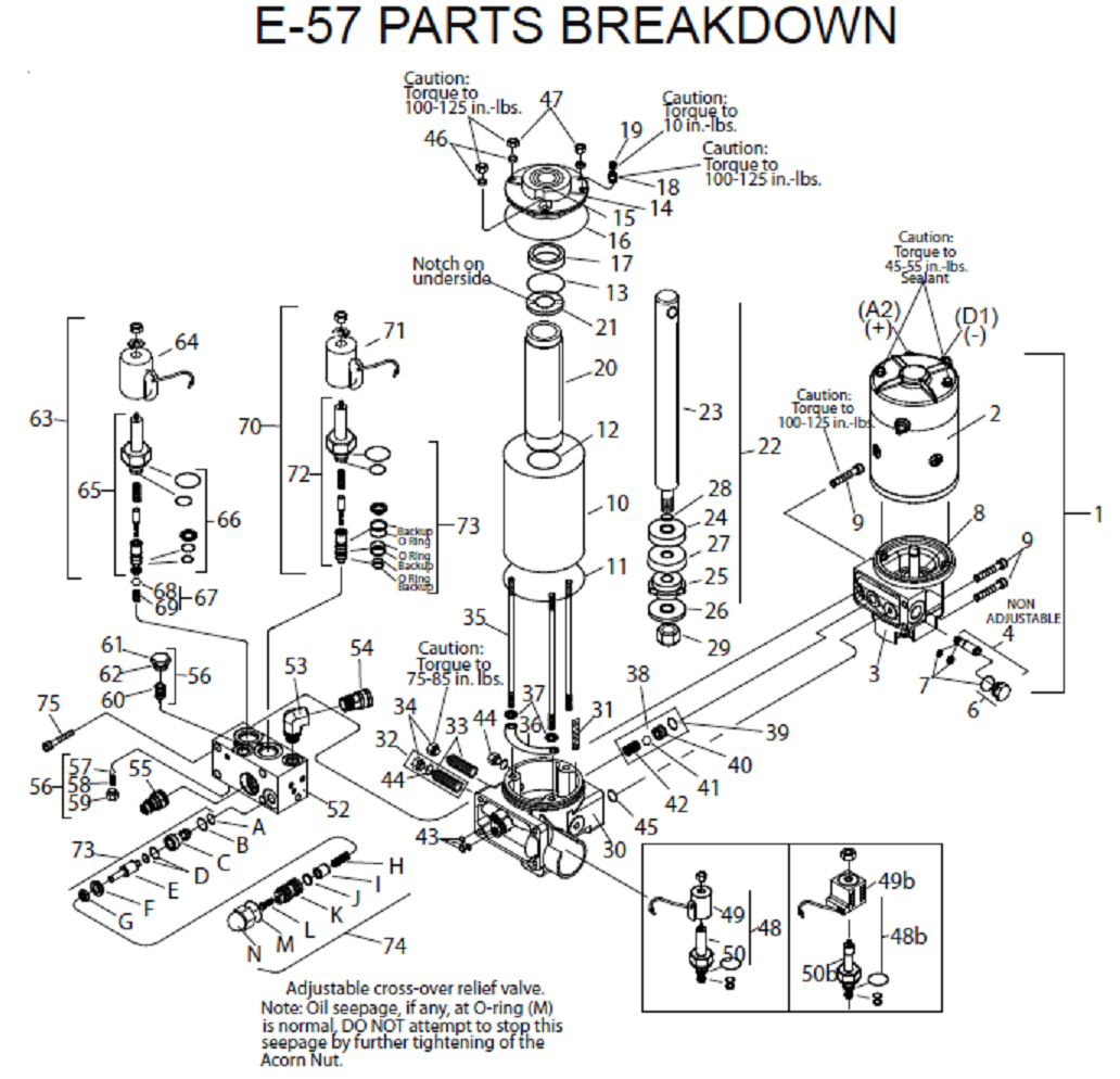 Meyer E47 Solenoid Diagram All Kind Of Wiring Diagrams Harness Hydraulic E57 Parts Meyers Pump