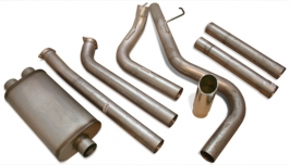 Bully Dog Exhaust for Nissan/ Toyota