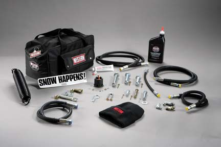 UltraMount Snowplow Emergency Parts Kit